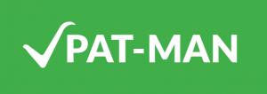 PAT-MAN logo